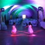 Décoration salle mariage Chablis Yonne