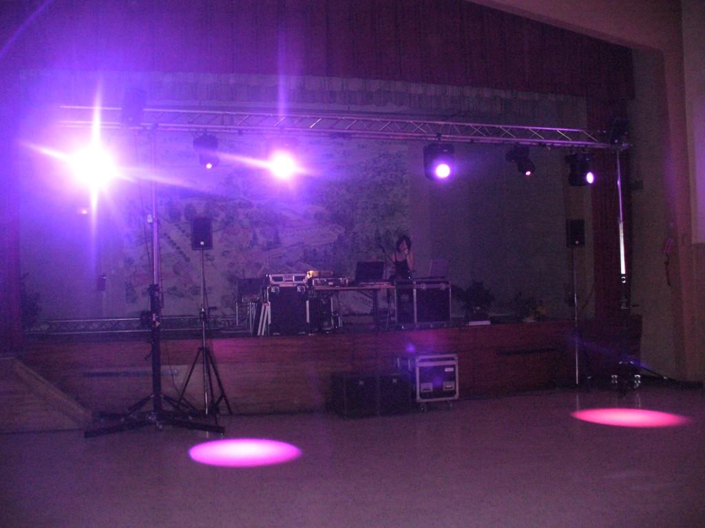 Animation DJ soirée du 13 Juillet à Lacanche Cote d'or