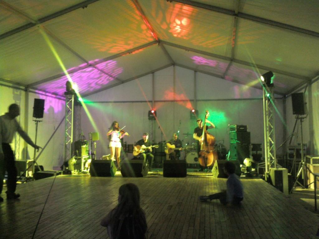 Concert Fte de la ST Laurent