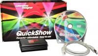 Logiciel Pangolin Quickshow pour Laser Mlanimation Dijon