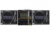 Régie DJ Pioneer DJM 700 + Technics SL 1210 Location Dijon