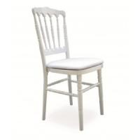 Chaise bois blanche type Napoléon MLA Dijon