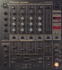 Pioneer DJM 600 MLA Dijon