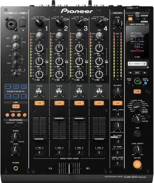 Mixage Pioneer DJM 900 Nexus