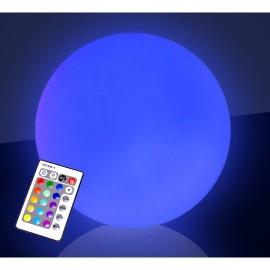 Boule lumineuse à leds (RGB)