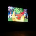 Prestation écran géant coupe de monde de football 2014 MLA DIJON
