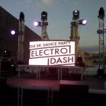 Ecran LED P9 Sur Electro Dash Marseille
