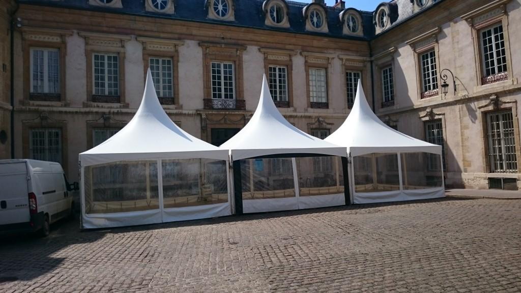 Location Pagode Festival Dijon