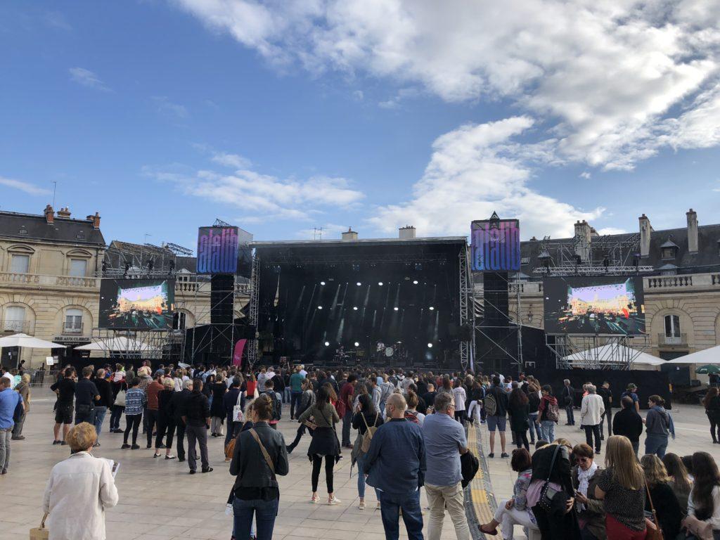 Vidéo concert de rentrée 2018 DIJON